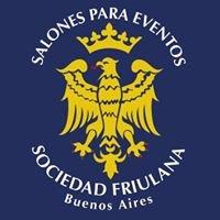 Salones para eventos de la Sociedad Friulana Buenos Aires