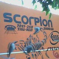 Scorpion Sound Car