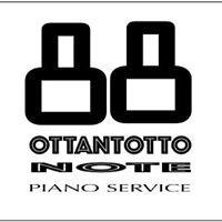 88 note Assistenza Pianoforti di Alessandro Bonacini
