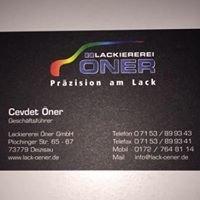 Lackiererei Öner GmbH