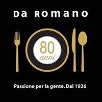 Da Romano Passione per la gente Dal 1936