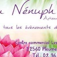 Au Nénuph'art fleuriste à Pleumeur-Bodou