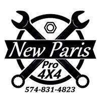 New Paris Pro 4x4