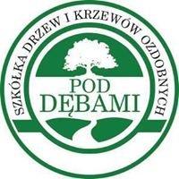 """Szkółka drzew i krzewów ozdobnych """"Pod dębami"""""""