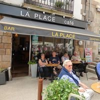 Bar Café la place treguier