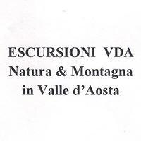 Escursioni Vda Natura-Montagna Valled'Aosta