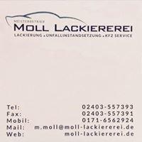 Moll Lackiererei