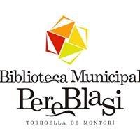 Biblioteca Municipal Pere Blasi