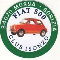 FIAT 500 CLUB ISONZO
