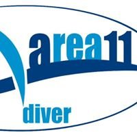 """AREA 11 DIVER """" diving vacation"""""""