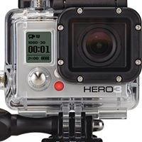 GoPro - экстремальная съемка