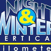 Night & Winter vertical kilometer