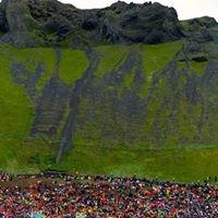 Herjólfsdalur Þjóðhátíð 2014
