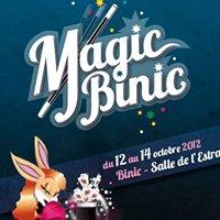 "« Festival de Magie "" Magic' BINIC "" »"