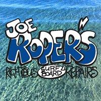 Joe Roper's Surfboard and SUP Repair Service