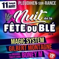 Fête du Blé - Concert à Pleudihen