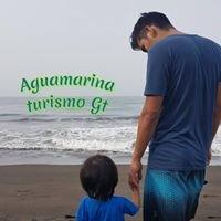 Aguamarina, turismo Gt.