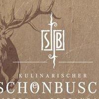Biergarten Schönbusch