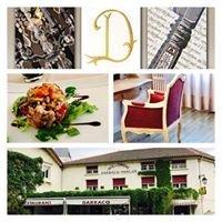 Hôtel Du Commerce Darracq - Amou Landes France