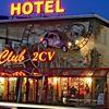Club 2CV Hotel***, Restauracja