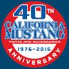 California Mustang Parts and Accessories