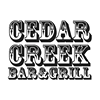 Cedar Creek Bar & Grill