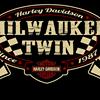 Milwaukee-twin Harley-Davidson Metz