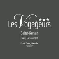 Les Voyageurs saint renan hotel restaurant