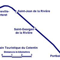 Train Touristique du Cotentin