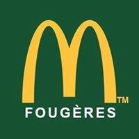 McDonald's Fougères