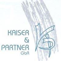 Kaiser & Partner GbR   - Versicherungs-, Finanz-, und Immobilienmakler-