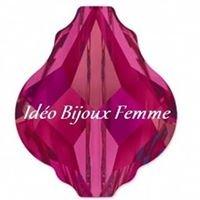 Idéo Bijoux Femme