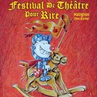 Festival de Théatre pour Rire - Matignon
