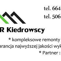M&R Kiedrowscy Usługi Remontowo-Wykończeniowe