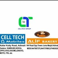 CELL TECH Mobiles&amazone linq store booking point