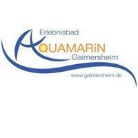 """Erlebnisbad """"Aquamarin"""""""