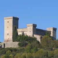 Rocca di Albornoz di Narni