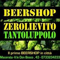 Beershop Zerolievito Tantoluppolo