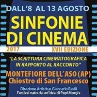 Festival Sinfonie di Cinema