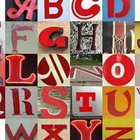 Graffiti alphabet art