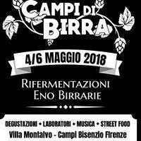CAMPI DI BIRRA - Festival della birra artigianale