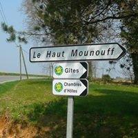 Gîtes et Chambres d'hôtes du Haut Mounouff