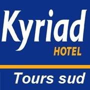 Hôtel Kyriad*** Tours Sud Chambray