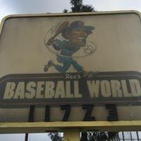 Rex's Baseball Batting Cage