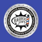 World famous Barber Jon's