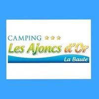 """Camping """"Les Ajoncs d'Or"""""""