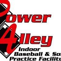 Power Alley Indoor baseball and softball training facility