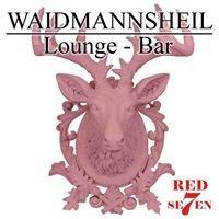 Gaststätte Waidmannsheil Red Se7en Lounge