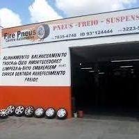 Fire pneus centro automotivo