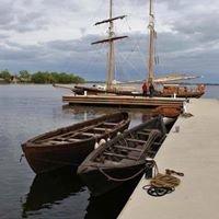 Tall Ships drop anchor in Bath